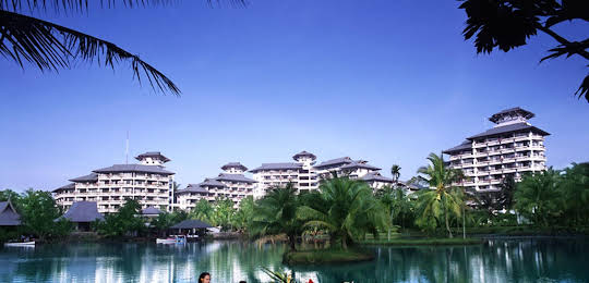Maritime Park And Spa Resort