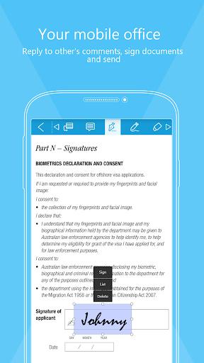 免費下載生產應用APP|福昕PDF閱讀器(企业版) app開箱文|APP開箱王