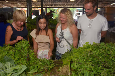 Morning Class with Market Tour by Riverside Thai Cooking in Khao Lak