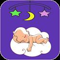 Baby Sleep Sounds - White Noise icon