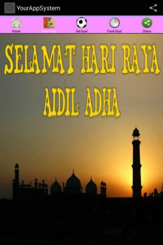 HariRaya Haji AidilAdha