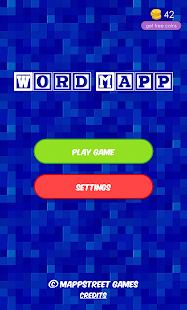 Word mapp - náhled