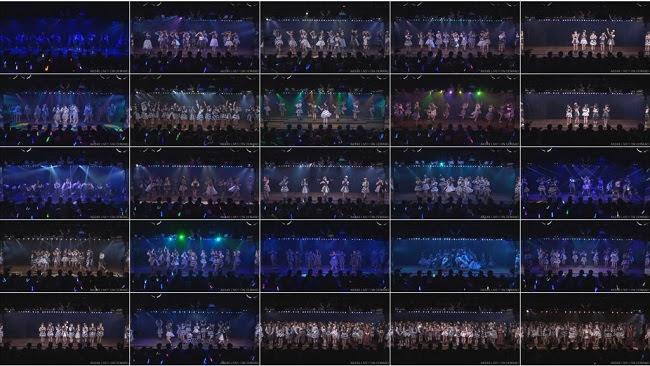 181208 (720p) AKB48劇場13周年特別記念公演 (定点映像LIVE配信)