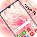 Theme for Oppo F9, Launcher theme pro HD wallpaper icon