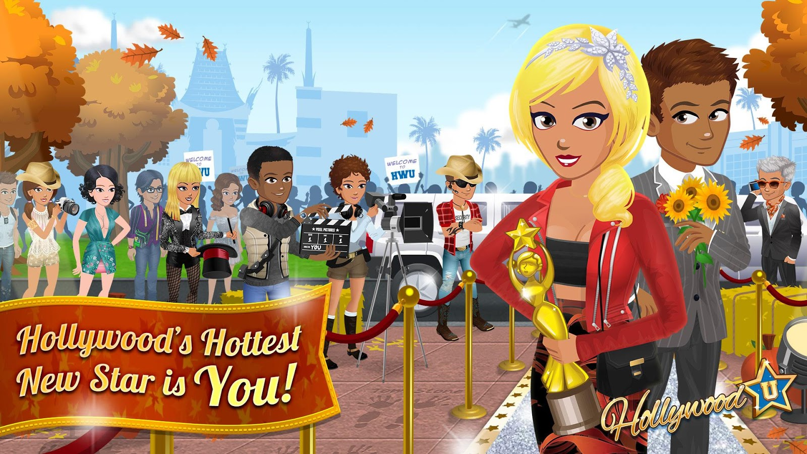 dating in hollywood u rising stars Hollywood rising star : you just got to la with big plans to be a big star slasher films romantic comedies action movies you will audition for every role you can think of.
