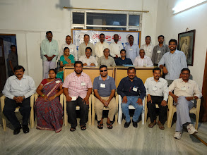 Photo: GHMC Election Officers & Volunteers