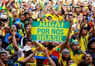 Le Brésil s'est imposé face au Japon à l'issue de la séance de tirs aux but