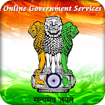 Online Digital India Services Icon