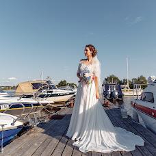 Wedding photographer Alena Ananeva (alena-ananeva). Photo of 07.09.2018