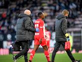 La sortie de Jackson Muleka, seule mauvaise nouvelle pour le Standard à Charleroi