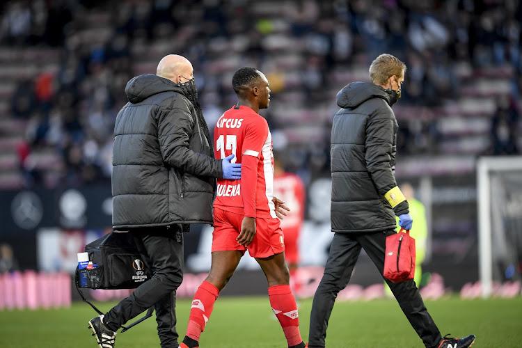 """Le Standard devra se passer des services d'un attaquant contre Bruges : """"Il sera trop juste pour samedi"""""""