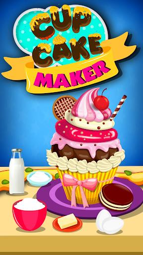 Cupcake Maker-Restaurant Fever