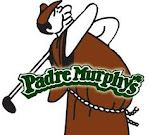 Logo for Padre Murphy's 25th Annual St. Patrick's Day Under the Big Top