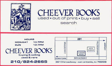 Photo: Cheever Books (2)