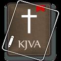 KJV Bible with Apocrypha Audio icon
