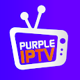 IPTV Smart Purple Player - No Ads