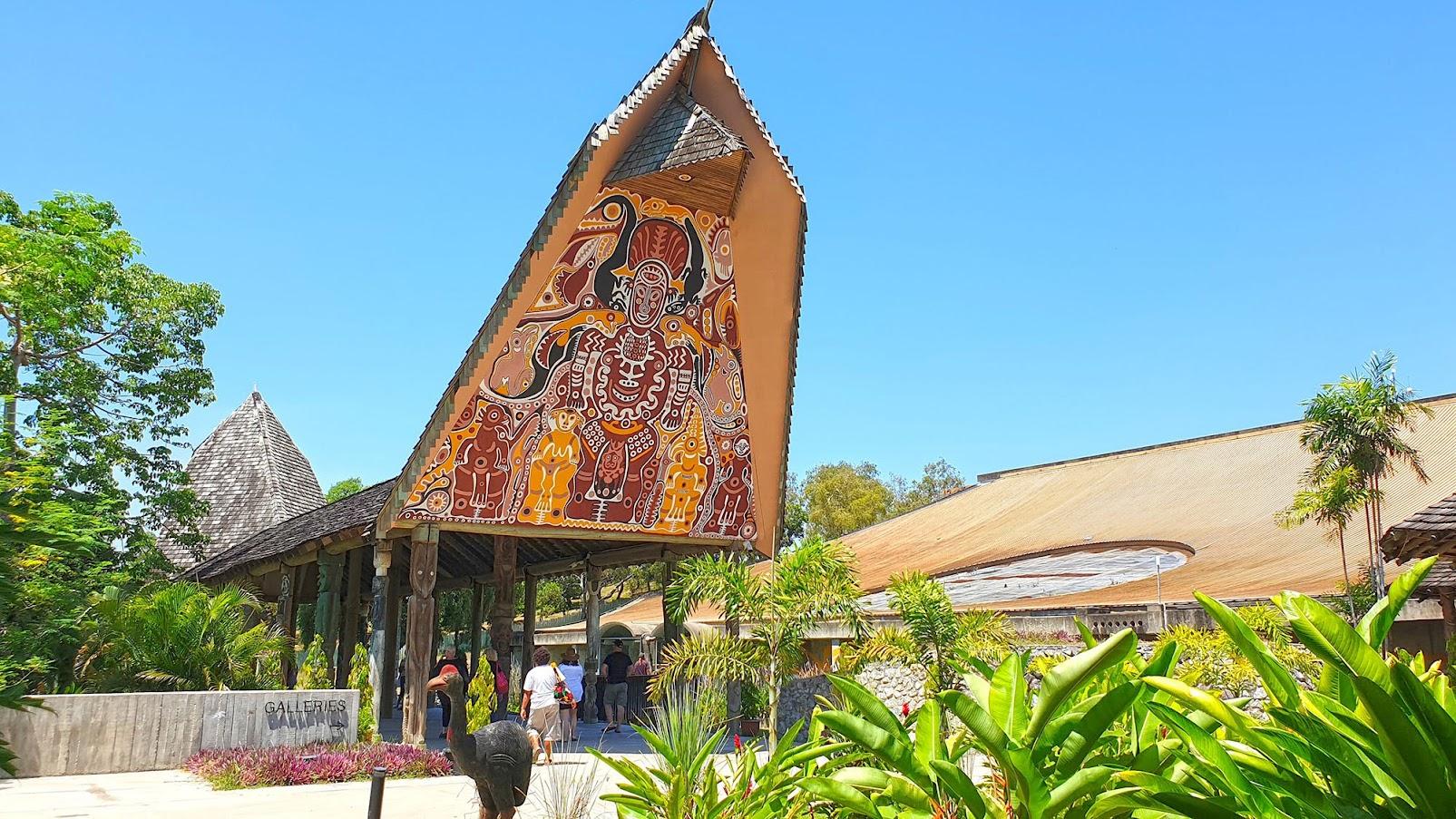 Dia 152 - Visitar PORT MORESBY, a capital da Papua Nova Guiné