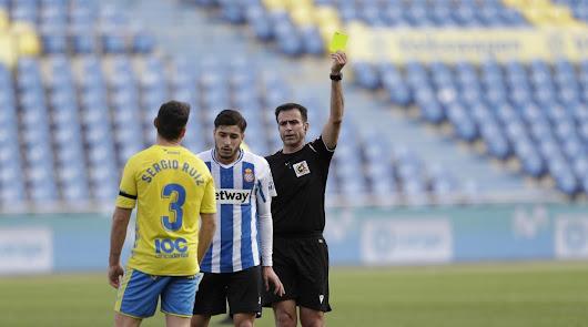 El elegido para el Almería-Sabadell