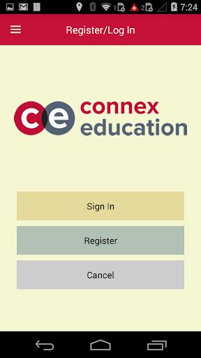 Connex Education App