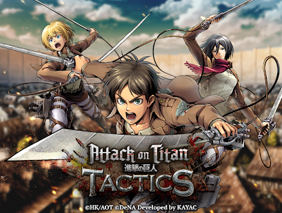 How to hack Attack on Titan TACTICS for android free