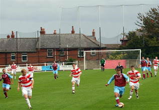Photo: 19/09/10 v Rossington Main (FA Vase 2nd Qualifying Rd) 3-0 - contributed by Mike Latham
