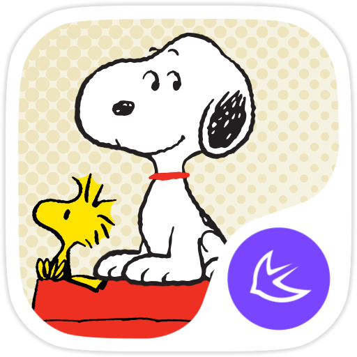 Snoopy theme for APUS