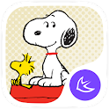 Snoopy theme for APUS icon