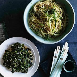Wakame Seaweed Salad.