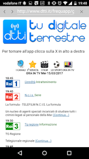 DTTi Digital Terrestrial TV- screenshot thumbnail
