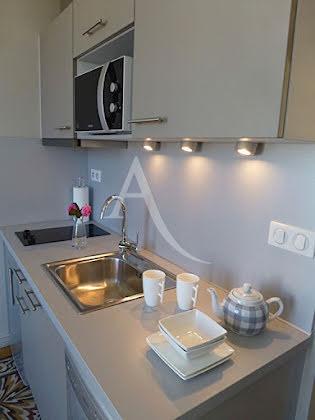 Location appartement meublé 2 pièces 32,71 m2