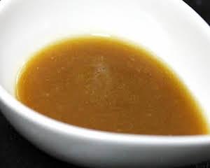 Oriental Sesame Dressing
