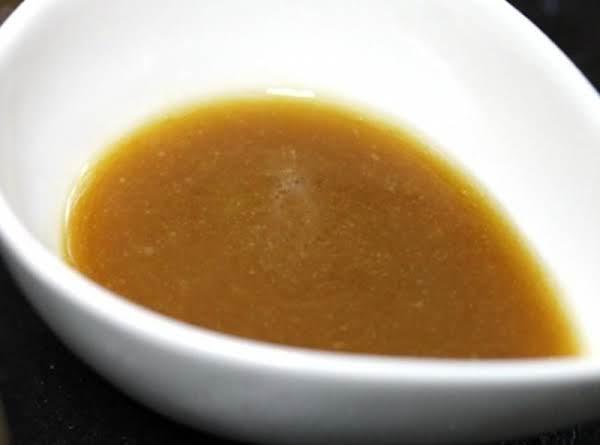 Oriental Sesame Dressing Recipe