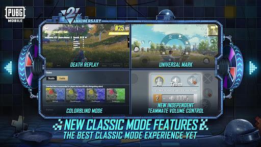 PUBG MOBILE - 2nd Anniversary 0.17.0 screenshots 8