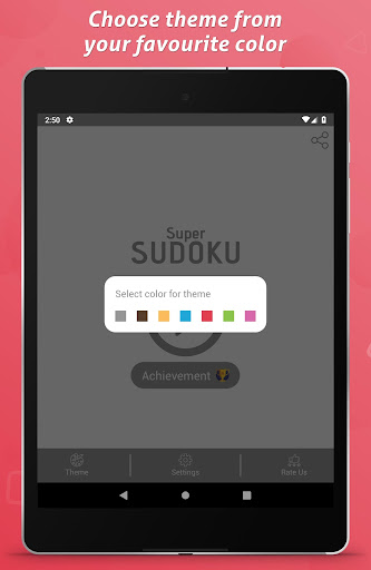 Sudoku - Free Sudoku Puzzles screenshots 15
