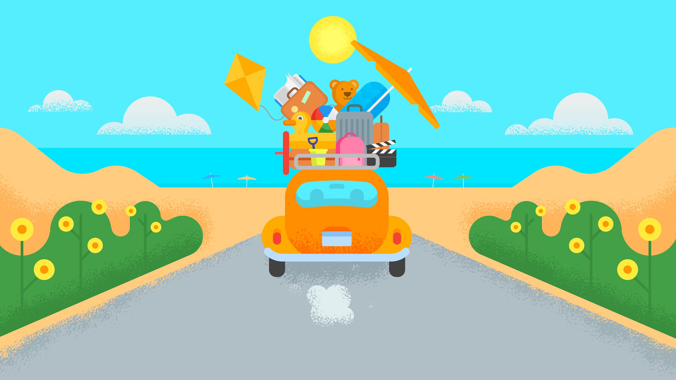 5 apps essenciais para uma viagem épica