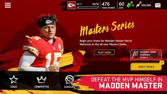 MADDEN NFL MOBILE 9