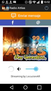 Radio Attlas - náhled