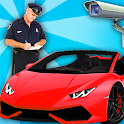 Traffic Police Speed Camera 3D icon