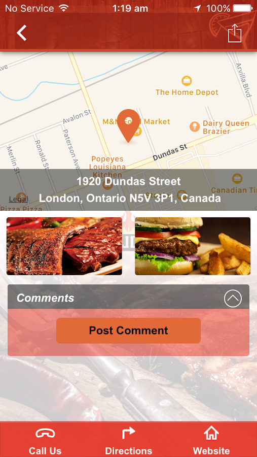 Smokin Joes BBQ- screenshot
