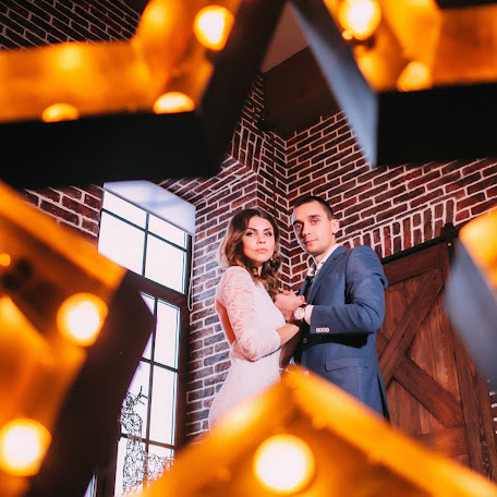 Wedding photographer Pavel Galashin (Galant). Photo of 09.12.2017