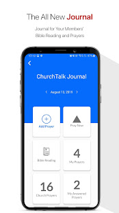 ChurchTalk for PC-Windows 7,8,10 and Mac apk screenshot 4