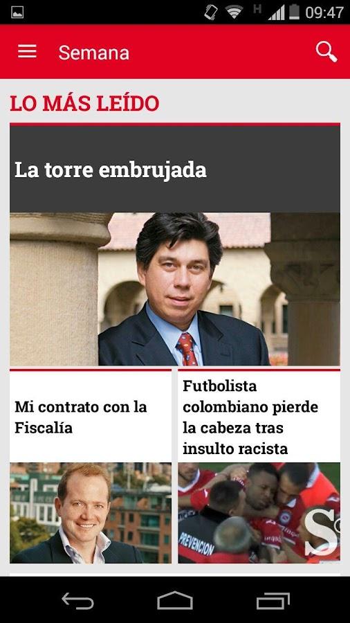 Semana.com- screenshot
