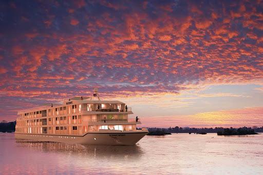 Scenic-Spirit-on-Irawaddy2 - Scenic Spirit offers exotic river cruise itineraries in Southeast Asia.
