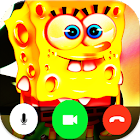 Sponge-bob Call Simulator icon