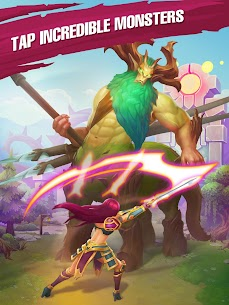 Juggernaut Champions: RPG Clicker Apk Download For Android and Iphone 6