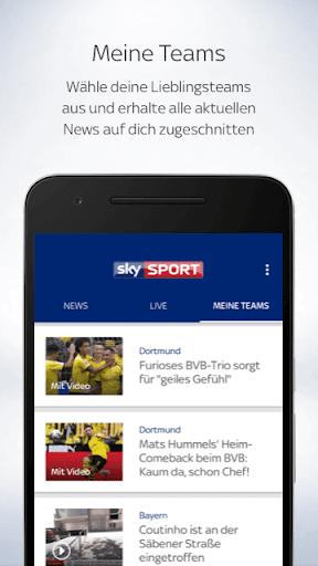 Sky Sport screenshot 4