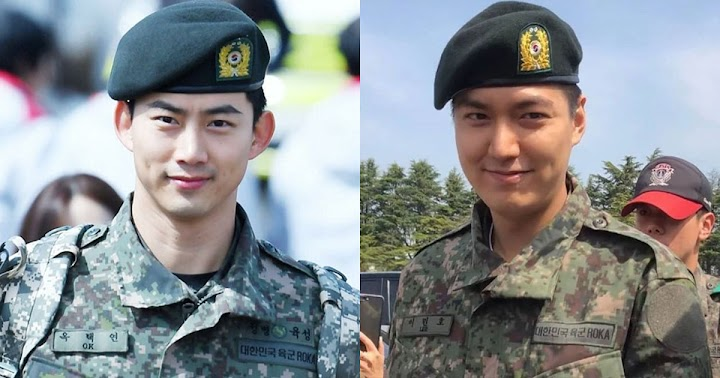 18 Korean Celebs Who Will Return From The Military In 2019