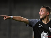 Danijel Milicevic (Eupen) a été décisif pour sa première de la saison face à Zulte