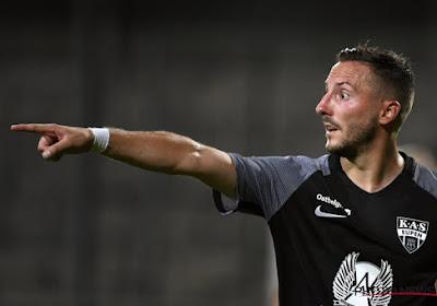 L'AS Eupen, toujours sans Danijel Milicevic