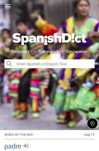 SpanishDict Translator- screenshot thumbnail